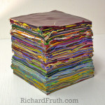 Layered Paint Cube