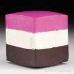 Neapolitan Paint Cube