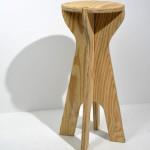 Plywood Bar Stool